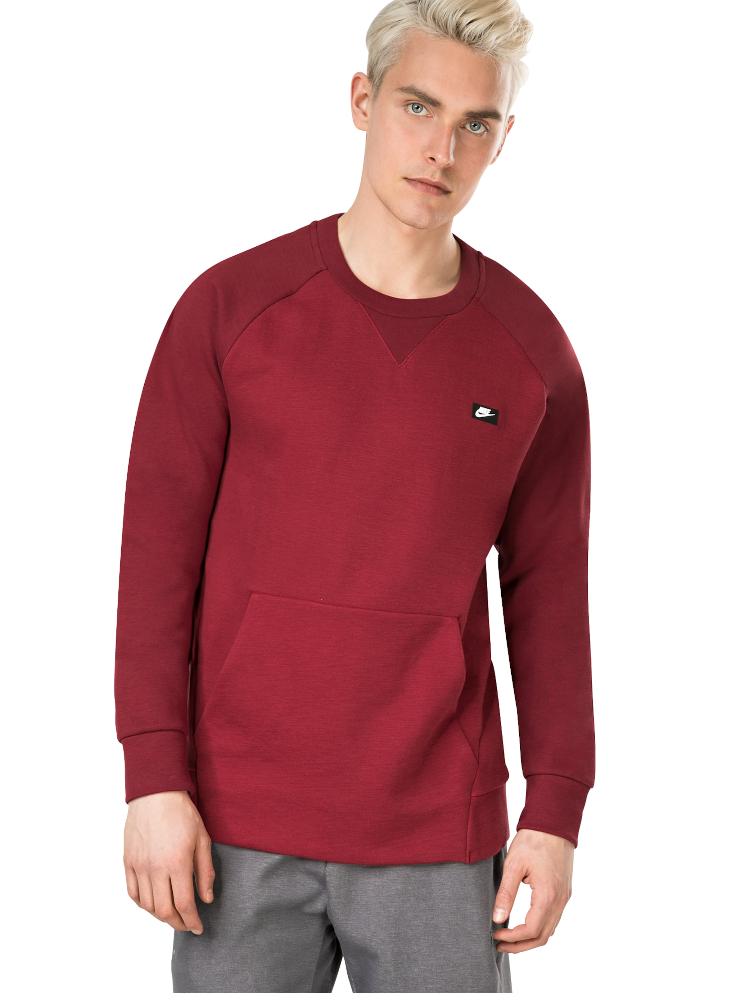 Sportswear BurgunderWeinrot Sweatshirt In BurgunderWeinrot In Nike Sweatshirt Sportswear Nike Nike rCxodeB