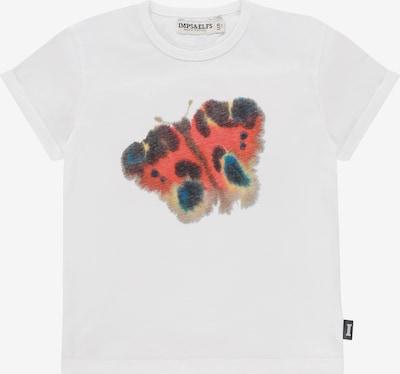 IMPS&ELFS T-shirt 'Van Mierlo (104-164)' in weiß, Produktansicht