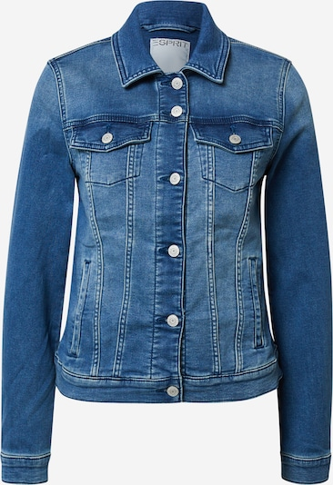 ESPRIT Jacke in blue denim, Produktansicht
