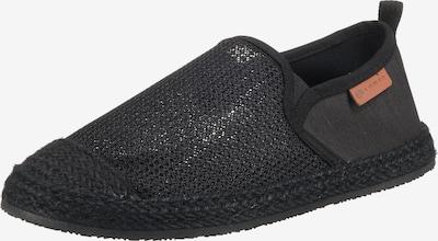 LUHTA Espadrilles in schwarz, Produktansicht