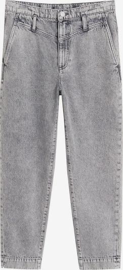 MANGO Jeans 'Acid' in hellgrau / graumeliert, Produktansicht