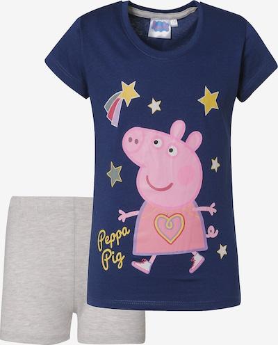 Peppa Pig Schlafanzug in blau, Produktansicht