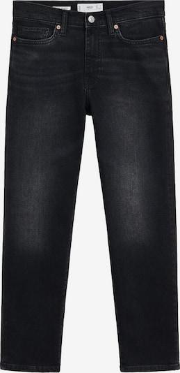 MANGO Jeans 'Newgrace' in black denim, Produktansicht