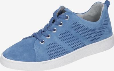 RICHTER Sneaker in himmelblau / grau / silber / weiß, Produktansicht