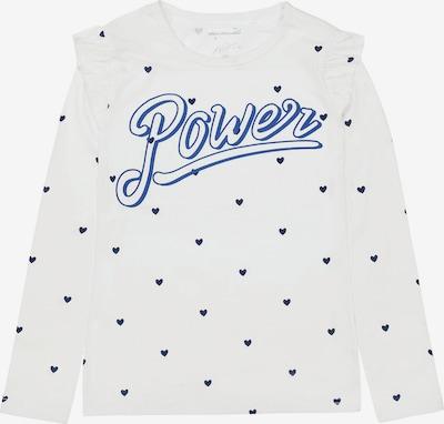 STACCATO Langarmshirt in weiß, Produktansicht