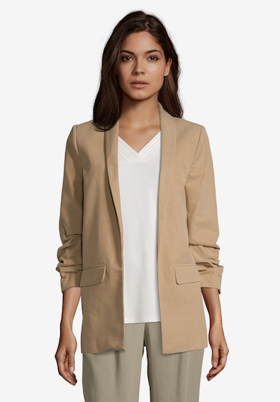Cartoon Blazer in beige, Modelansicht