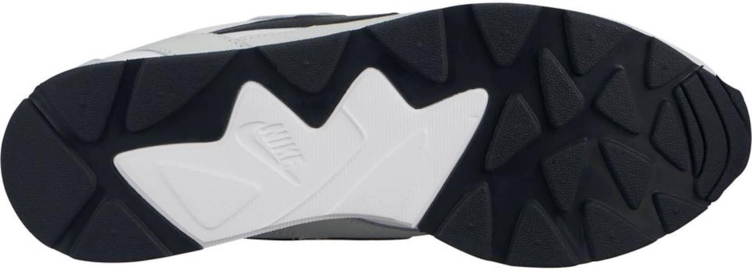 Nike 'delfine' GrauSchwarz Weiß Sportswear In Sneaker PXZiTOku