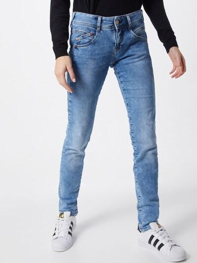 Herrlicher 'Gila' Slim Fit Jeans in blue denim, Modelansicht