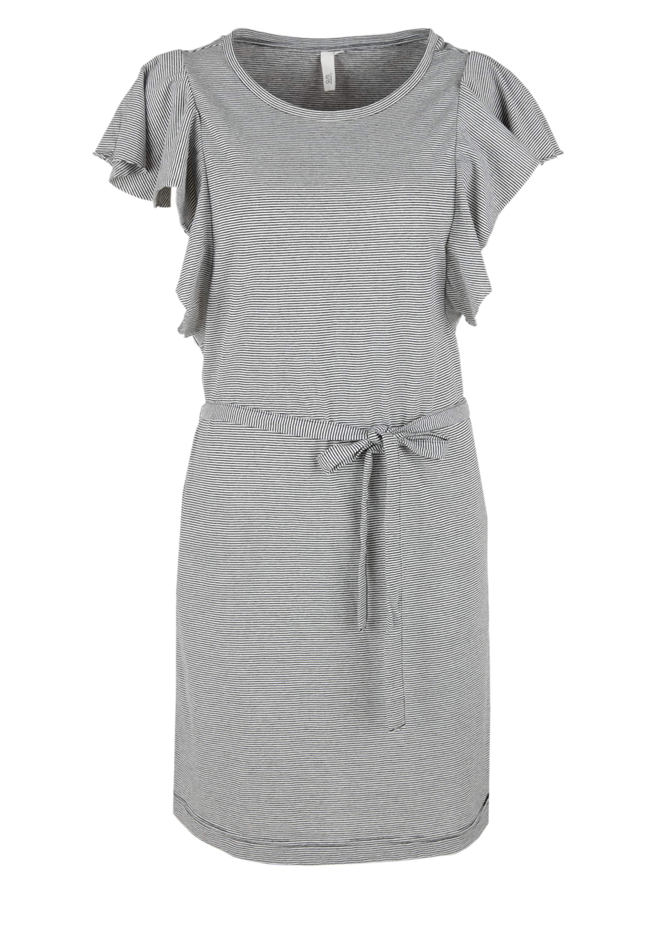 s In Jerseykleid By Designed Q Grau 7gbf6y