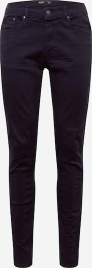 BURTON MENSWEAR LONDON Jeans in de kleur Nachtblauw: Vooraanzicht