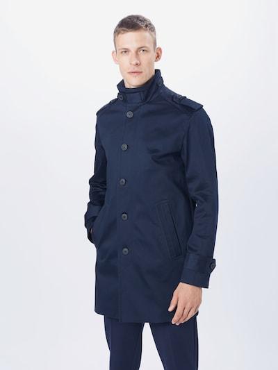 SELECTED HOMME Prehoden plašč 'NOAH' | temno modra barva, Prikaz modela