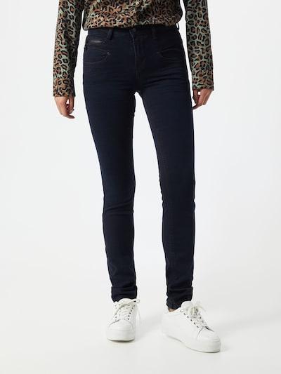 FREEMAN T. PORTER Jeans 'Alexa' in blue denim, Modelansicht