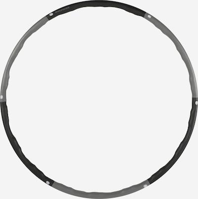 ENDURANCE Hula-Hoop in grau / schwarz, Produktansicht