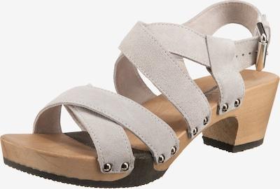 SOFTCLOX Sandale 'Kairi' in grau, Produktansicht