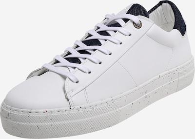 JACK & JONES Sneakers laag in de kleur Donkerblauw / Wit, Productweergave