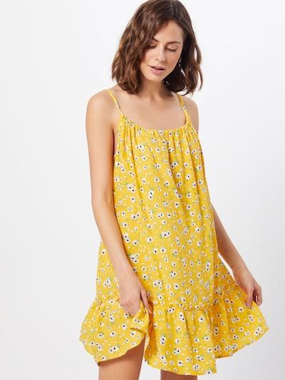Superdry Haljina za plažu 'DAISY' u žuta, Prikaz modela