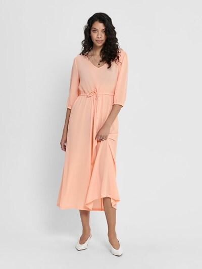 ONLY Kleid in rosa, Modelansicht