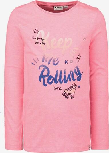 GARCIA Shirt in pink, Produktansicht