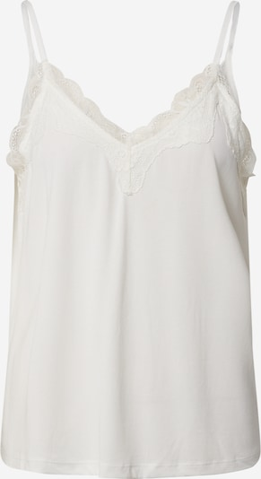 ONLY Top 'ONLFREE LIFE S/L LACE TOP JRS' in offwhite, Produktansicht