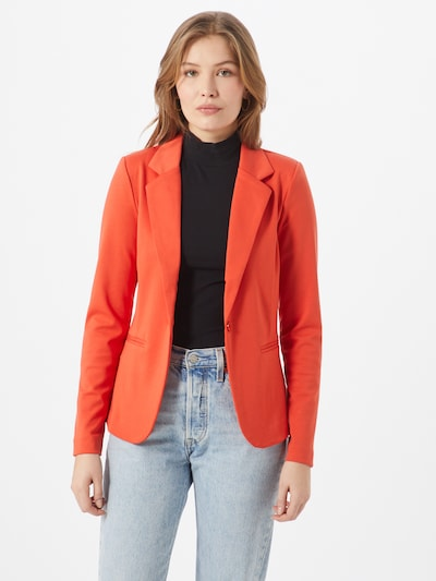 ICHI Blazer 'Kate' in orange, Modelansicht
