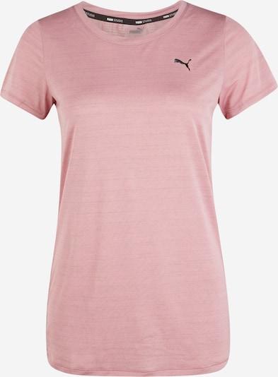 PUMA T-shirt fonctionnel en rose ancienne, Vue avec produit