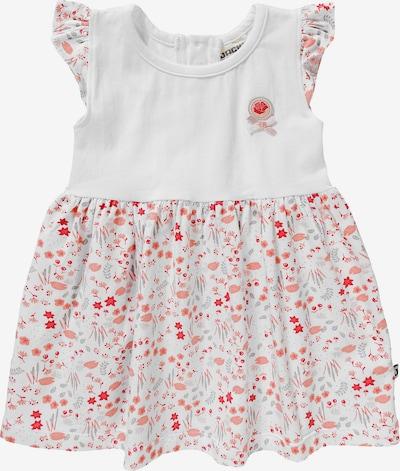 JACKY Kleid 'Enchanted' in rosa / rot / weiß, Produktansicht