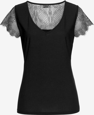 LAURA SCOTT Shirt in schwarz, Produktansicht