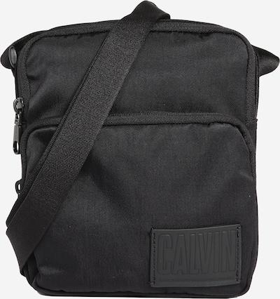 Calvin Klein Jeans Torba za čez ramo | črna barva, Prikaz izdelka