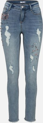 AJC Jeans in Blauw denim