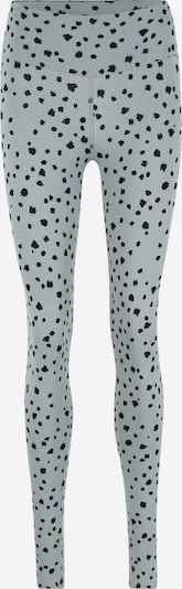 Hey Honey Leggings in grau / schwarz: Frontalansicht