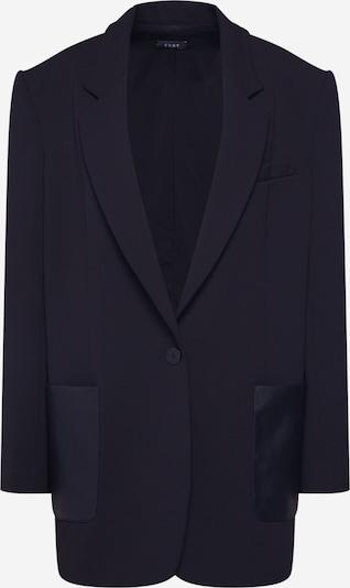 DKNY Blazer 'ONE BTN JKT W/ LEATH' in schwarz, Produktansicht