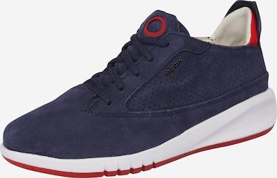 GEOX Sneaker 'AERANTIS' in navy / weiß, Produktansicht