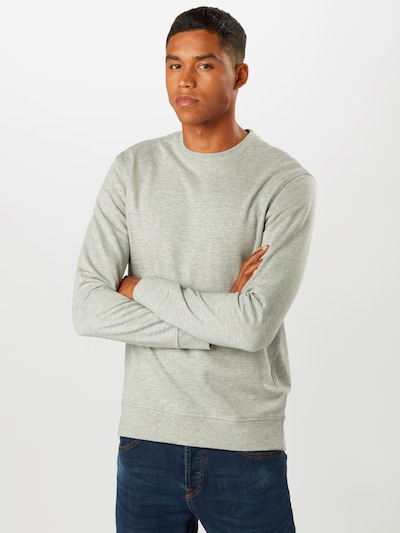 Only & Sons Sweatshirt in grau, Modelansicht