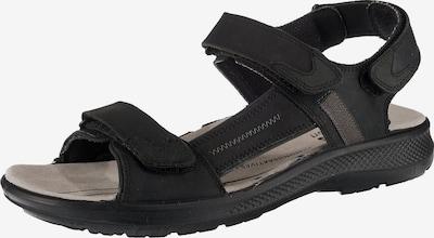 JOMOS Sandale in schwarz, Produktansicht