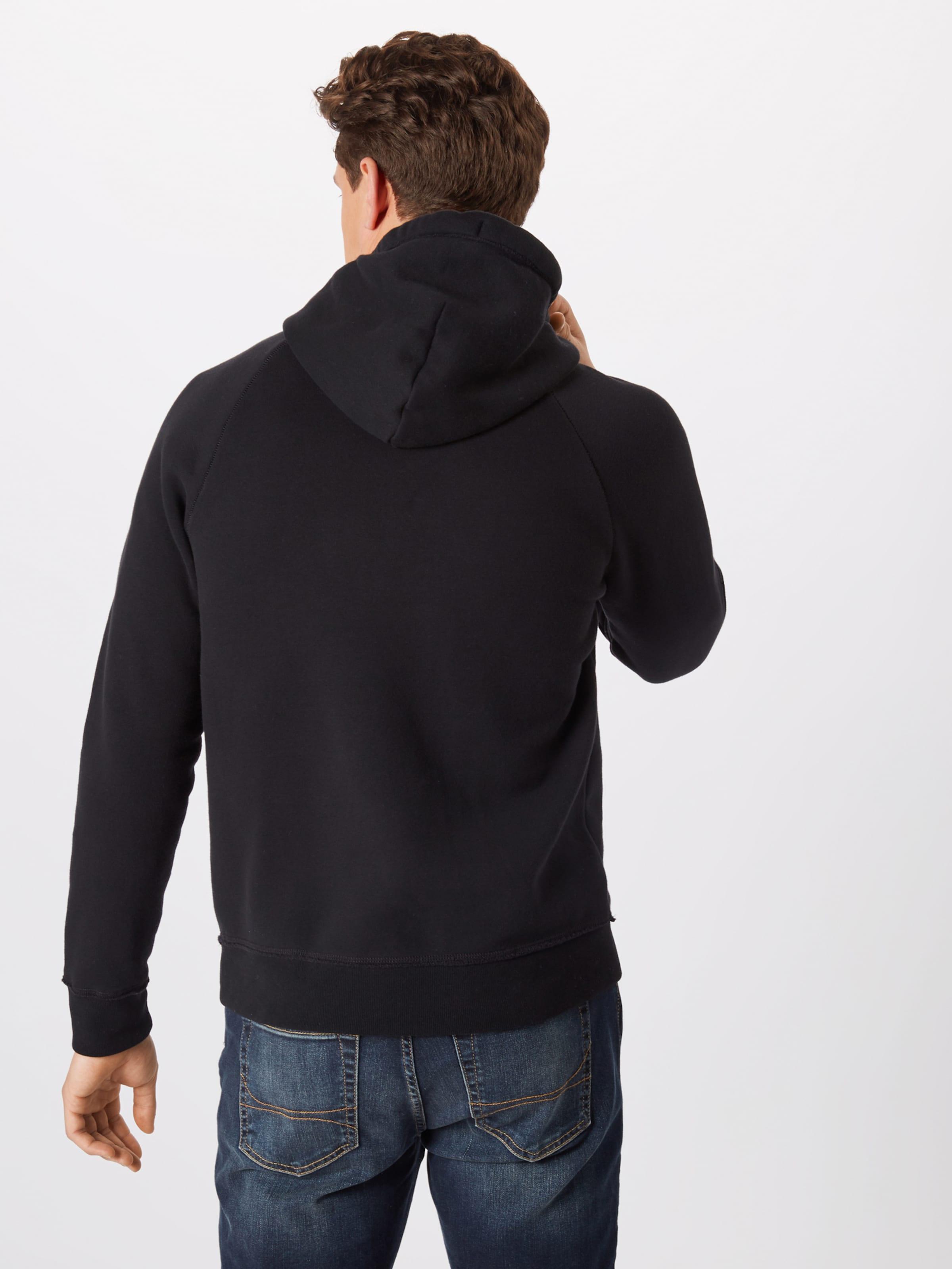 Lc In 10cc' Po 'dtc Sweatshirt Hollister Schwarz mnw0vN8O