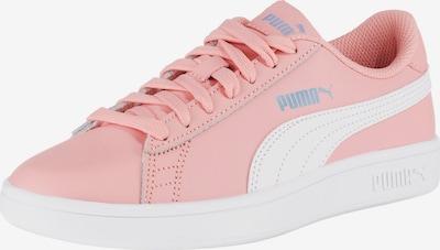 PUMA Sneaker 'Smash v2 L Jr' in rosa / weiß, Produktansicht