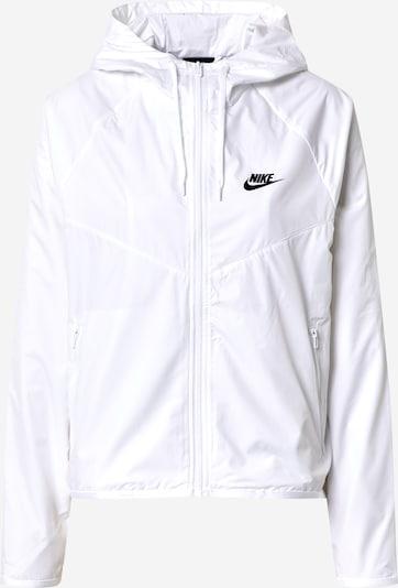Nike Sportswear Tussenjas 'Windrunner W ' in de kleur Parelwit, Productweergave