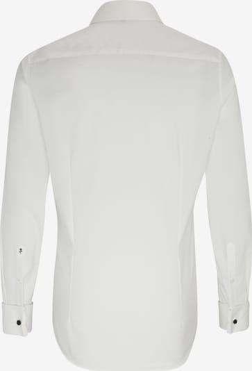 Seidensticker Zakelijk Overhemd Slim In Wit