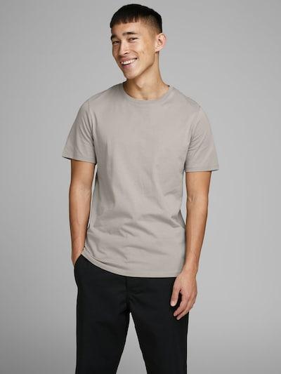 JACK & JONES Shirt in beige, Modelansicht