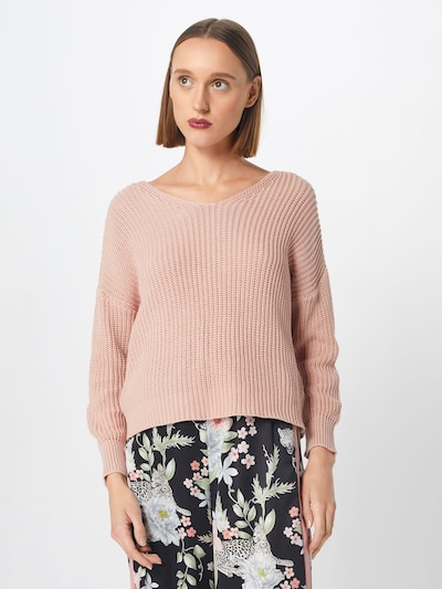 ABOUT YOU Pullover 'Liliana' in rosé, Modelansicht