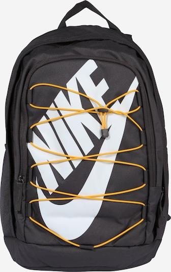Nike Sportswear Rugzak 'NK HAYWARD BKPK - 2.0' in de kleur Geel / Grijs / Wit: Vooraanzicht