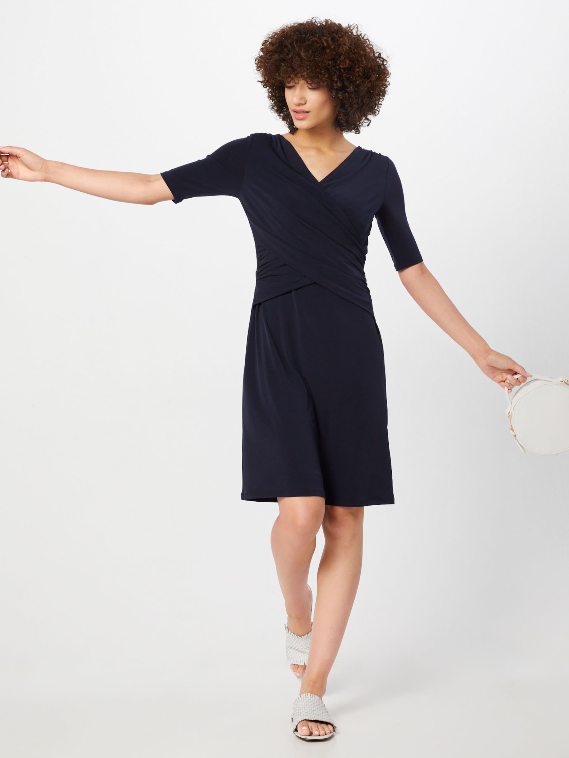In oliver Nachtblau Kleid Black S Label lJTK13Fc