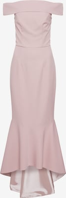Robe de soirée 'Chi Chi Callie Dress' - Chi Chi London en mauve