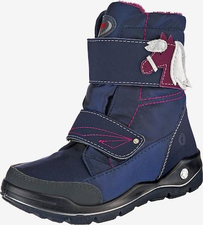 RICOSTA Snowboots in de kleur Donkerblauw / Bessen, Productweergave