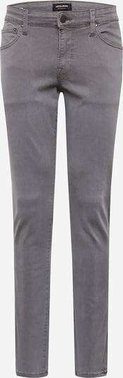 JACK & JONES Hose 'JJIGLENN JJICON AMA GREY' in grey denim, Produktansicht