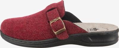LICO Pantoffeln in rot, Produktansicht