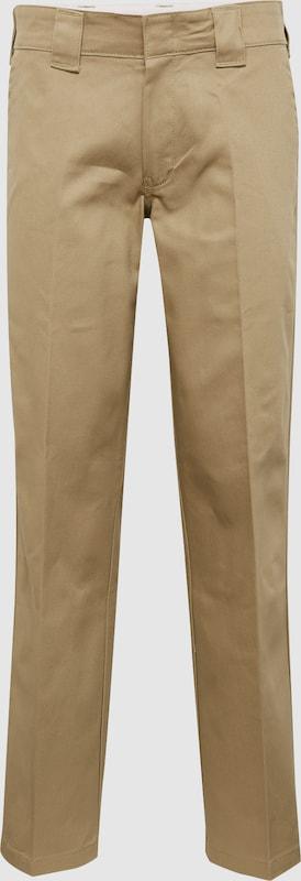 DICKIES Hose 'Cotton 873' in dunkelbeige  Neue Kleidung in dieser Saison