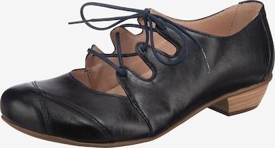BRAKO Bem Riemchenballerinas in schwarz, Produktansicht
