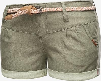 Ragwear Shorts 'Heaven' in khaki, Produktansicht