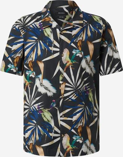Matinique Hemd 'trostol' in blau / mischfarben, Produktansicht